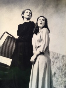 Mrs. Danvers in Rebecca at Farnham Repertory